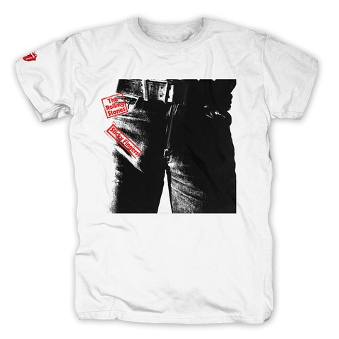 √Sticky Fingers von The Rolling Stones - T-Shirt jetzt im uDiscover Shop