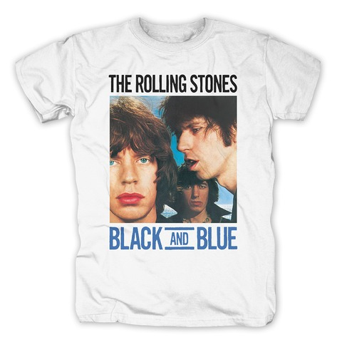 √Black and Blue von The Rolling Stones - T-Shirt jetzt im uDiscover Shop