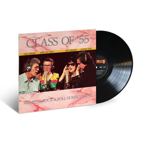 √Class Of 55: Memphis Rock & Roll Homecoming (1986) LP Re-Issue von Various - LP jetzt im uDiscover Shop