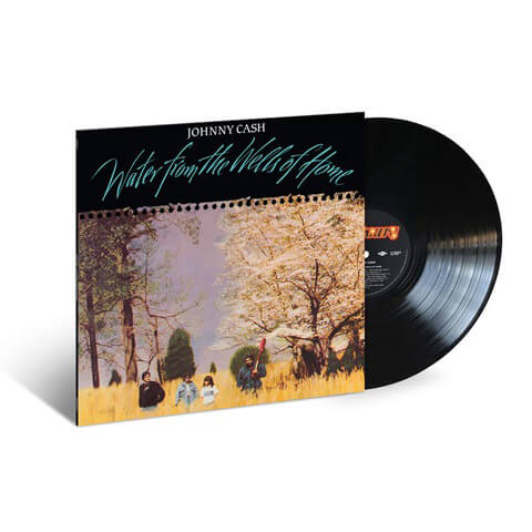√Water From The Wells Of Home (1988) LP Re-Issue von Johnny Cash -  jetzt im uDiscover Shop