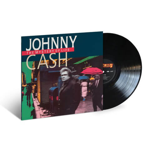 √The Mystery Of Life (1991) - LP Re-Issue von Johnny Cash -  jetzt im uDiscover Shop