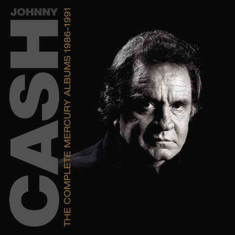 √The Complete Mercury Albums (1986-1991) Ltd. 7CD Box von Johnny Cash - Box set jetzt im uDiscover Shop