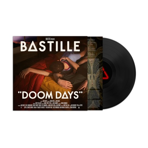 √Doom Days (LP) von Bastille - LP jetzt im uDiscover Shop