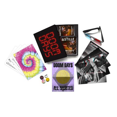 √Doom Days (Limited Edition CD Box Set) von Bastille - Box jetzt im uDiscover Shop
