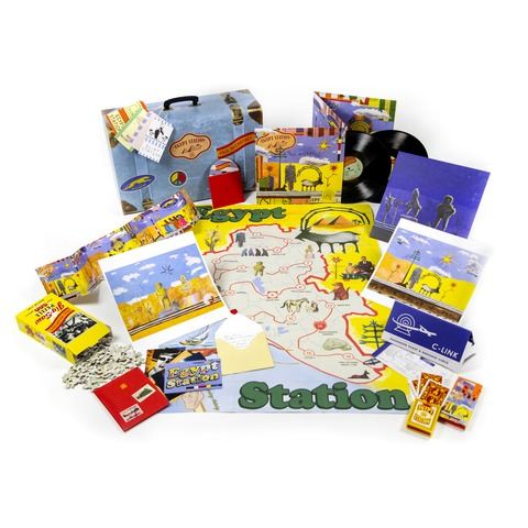 √Egypt Station Traveller's Edition von Paul McCartney - Box set jetzt im uDiscover Shop