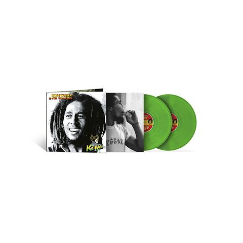 √Kaya 40 (Ltd. Green 2 LP) von Bob Marley & The Wailers - LP jetzt im uDiscover Shop