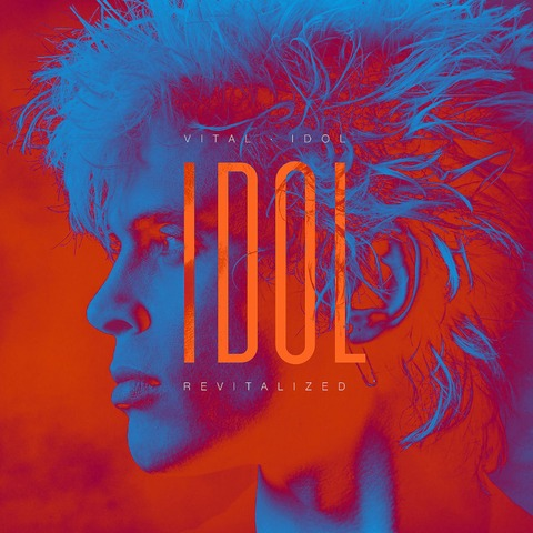 Vital Idol: Revitalized (2LP) by Billy Idol - 2LP - shop now at uDiscover store