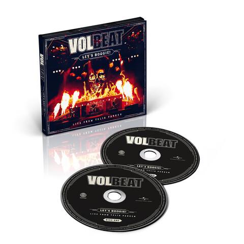 √Let's Boogie! Live from Telia Parken (2CD) von Volbeat - CD jetzt im uDiscover Shop
