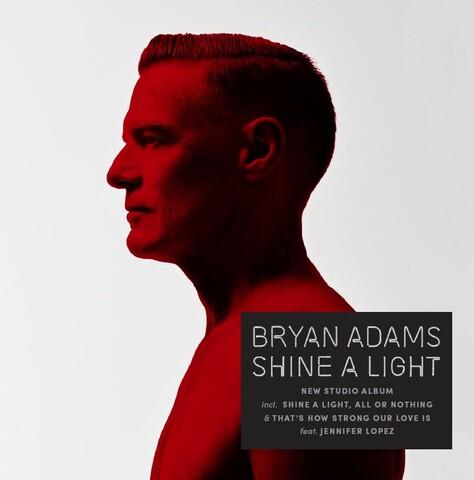 √Shine A Light von Bryan Adams - LP jetzt im uDiscover Shop