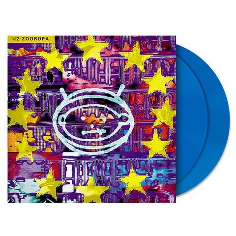 √Zooropa (Ltd. Coloured 2LP) von U2 - 2LP jetzt im uDiscover Shop
