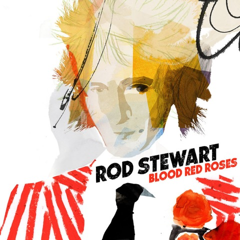 Blood Red Roses (2LP) by Rod Stewart - 2LP - shop now at uDiscover store