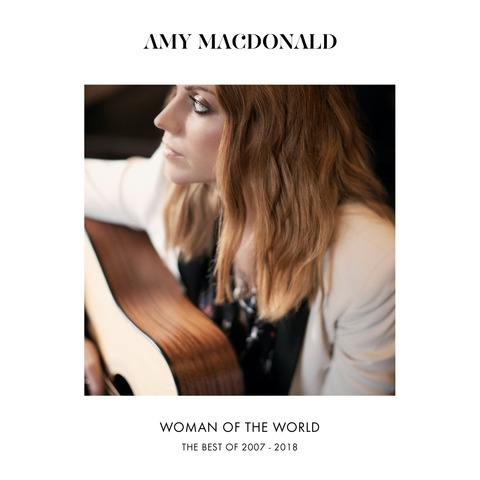Woman Of The World: The Best Of Amy Macdonald von Amy Macdonald - CD jetzt im uDiscover Shop