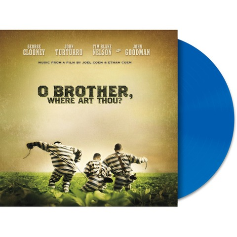 √O Brother, Where Art Thou (Ltd. Coloured 2LP) von Various Artists - 2LP jetzt im uDiscover Shop