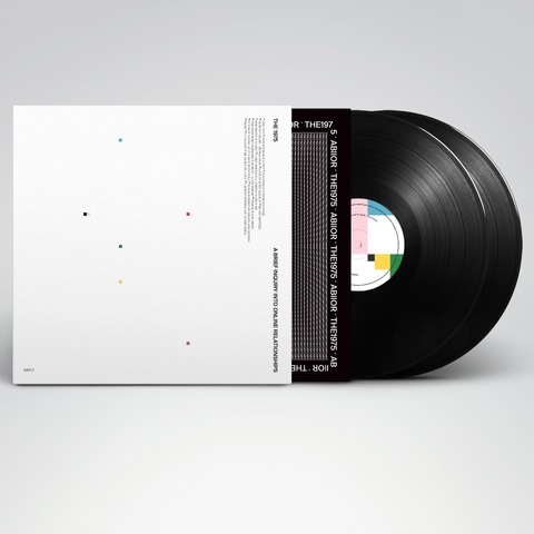 √A Brief Inquiry Into Online Relationships (2LP) von The 1975 - LP jetzt im uDiscover Shop