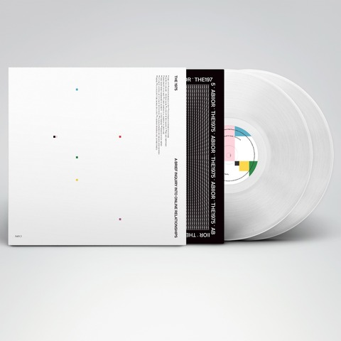 A Brief Inquiry Into Online Relationships (Excl. Clear 2LP) von The 1975 - LP jetzt im uDiscover Shop