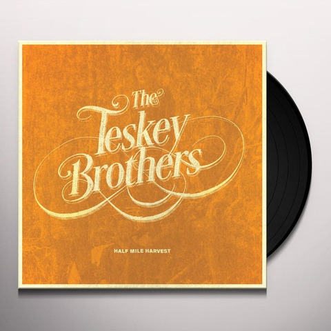 √Half Mile Harvest von The Teskey Brothers - LP jetzt im uDiscover Shop
