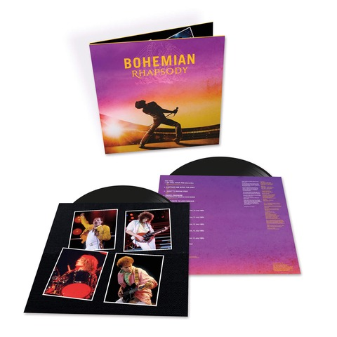 √Bohemian Rhapsody (The Original Soundtrack 2LP) von Queen - 2LP jetzt im uDiscover Shop