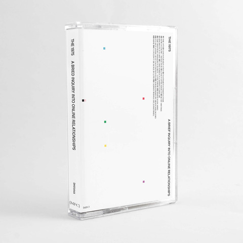 √A Brief Inquiry Into Online Relationships (Excl. Cassette) von The 1975 - MC jetzt im uDiscover Shop