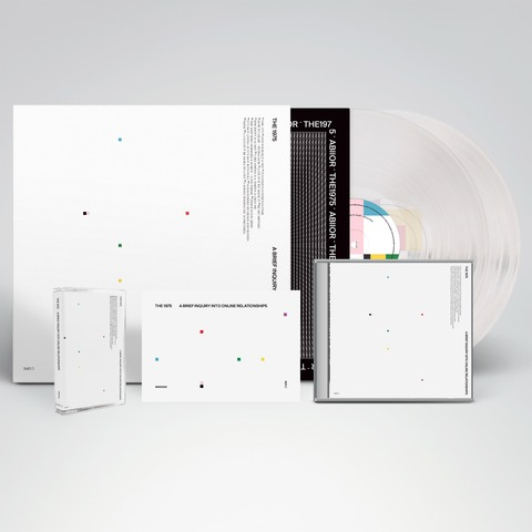 A Brief Inquiry Into Online Relationships (Complete Bundle) von The 1975 - CD jetzt im uDiscover Shop