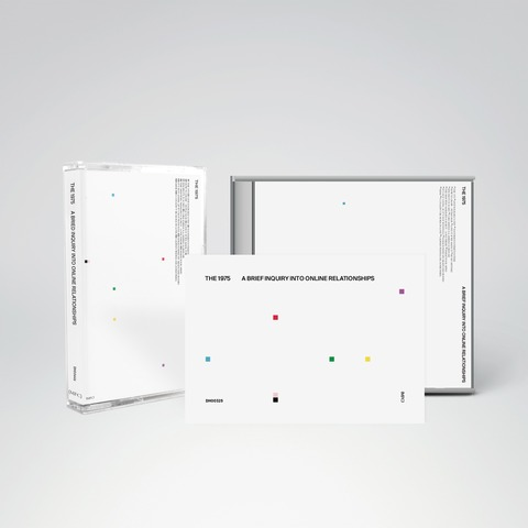 √A Brief Inquiry Into Online Relationships (CD Bundle) von The 1975 - CD jetzt im uDiscover Shop