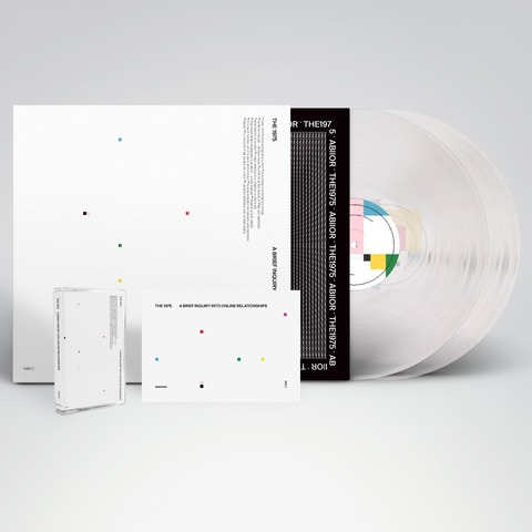 √A Brief Inquiry Into Online Relationships (Vinyl Bundle) von The 1975 - LP jetzt im uDiscover Shop