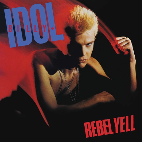 √Rebel Yell (Ltd. Transparent Blue Vinyl) von Billy Idol - LP jetzt im uDiscover Shop