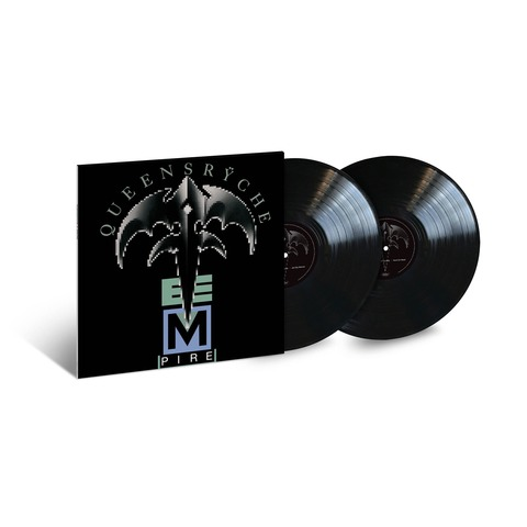 √Empire (2LP) von Queensrÿche - 2LP jetzt im uDiscover Shop