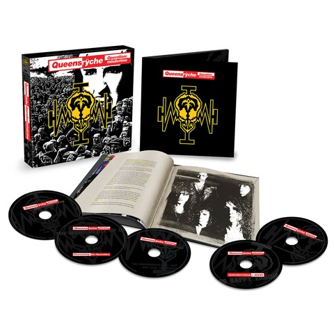 Operation: Mindcrime (Deluxe Boxset) by Queensrÿche - Box set - shop now at uDiscover store