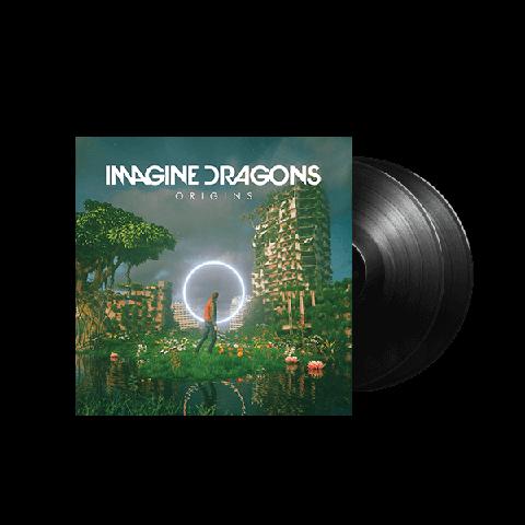 √Origins (2 LP) von Imagine Dragons - LP jetzt im uDiscover Shop