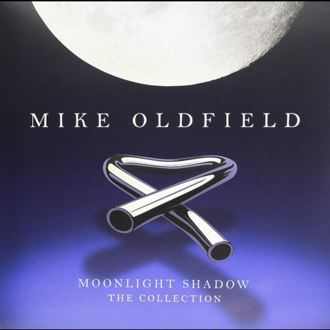 Moonlight Shadow: The Collection by Mike Oldfield - lp - shop now at uDiscover store