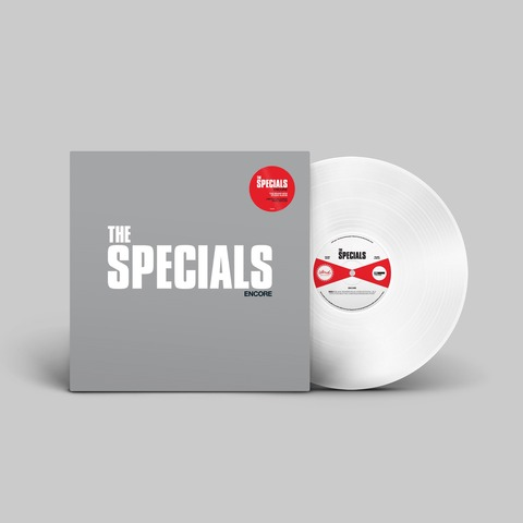 √Encore (Excl. Coloured Vinyl) von The Specials - LP jetzt im uDiscover Shop