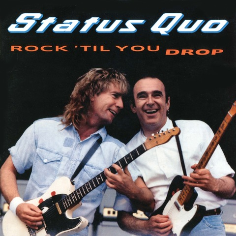 √Rock 'Til You Drop (3-CD) von Status Quo - CD jetzt im uDiscover Shop