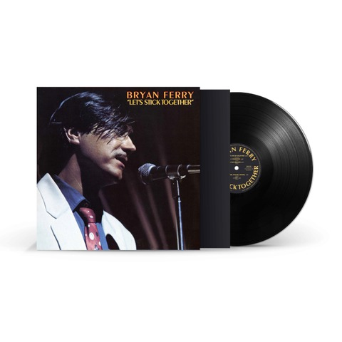 Let's Stick Together (Remastered LP) by Bryan Ferry - lp - shop now at uDiscover store