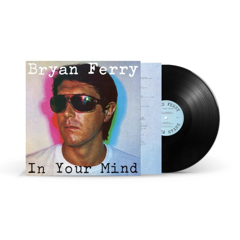 In Your Mind (Remastered LP) by Bryan Ferry - lp - shop now at uDiscover store