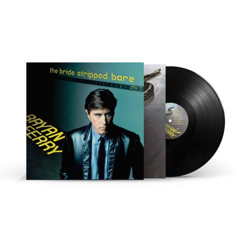 The Bride Stripped Bare (Remastered LP) by Bryan Ferry - lp - shop now at uDiscover store