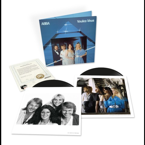Voulez Vous (2LP Half Speed Master) by ABBA - 2LP - shop now at uDiscover store