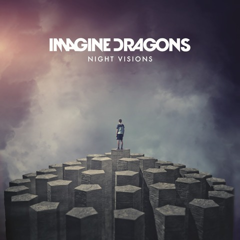 √Night Visions (Limitierte Coloured Vinyl Re-issue) von Imagine Dragons - LP jetzt im uDiscover Shop