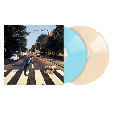 Paul Is Live (Ltd. Coloured 2LP) von Paul McCartney - 2LP jetzt im uDiscover Shop