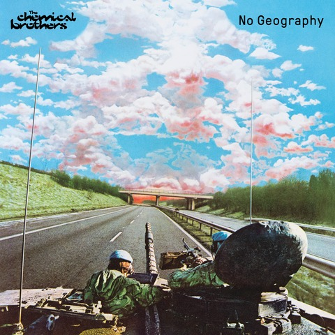 √No Geography von The Chemical Brothers - CD jetzt im uDiscover Shop