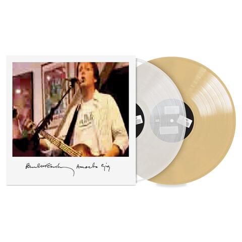 Amoeba Gig (Ltd. Coloured 2LP) von Paul McCartney - 2LP jetzt im uDiscover Shop
