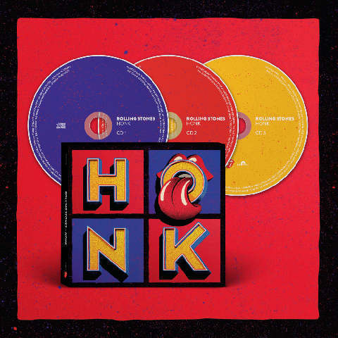 √Honk (3CD) von The Rolling Stones - CD jetzt im uDiscover Shop