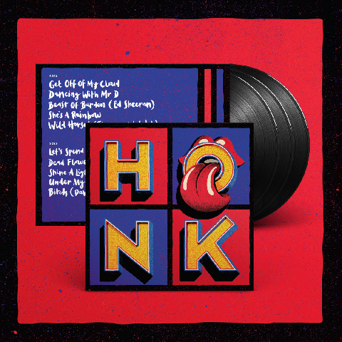 Honk (3LP) von The Rolling Stones - LP jetzt im uDiscover Shop