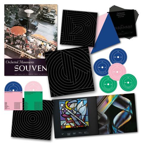 √Souvenir (Ltd. 5CD/2DVD Boxset) von Orchestral Manoeuvres In The Dark - Box set jetzt im uDiscover Shop