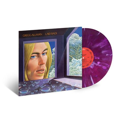 √Laid Back (Ltd. Coloured LP) von Gregg Allman - LP jetzt im uDiscover Shop