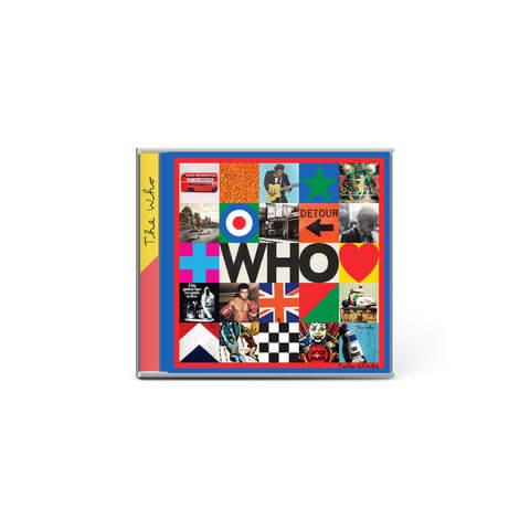 √Who von The Who - CD jetzt im uDiscover Shop