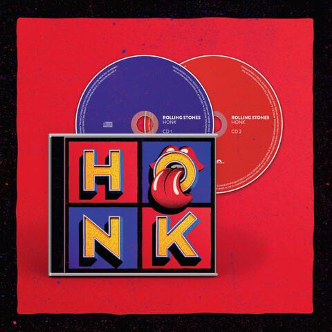 √Honk von The Rolling Stones - CD jetzt im uDiscover Shop