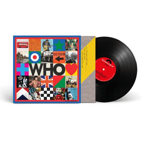 √Who von The Who - LP jetzt im uDiscover Shop