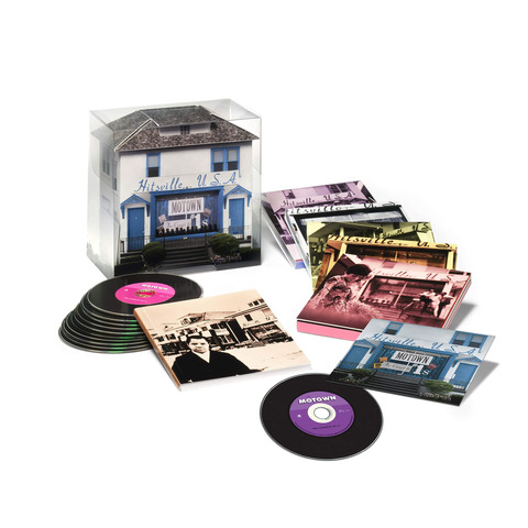 √Motown: The Complete No 1's (Ltd. 60th Anniversary Boxset Edition) von Motown - Box set jetzt im uDiscover Shop