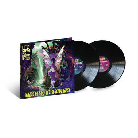 √Summer Of Sorcery von Little Steven & The Disciples Of Soul - LP jetzt im uDiscover Shop
