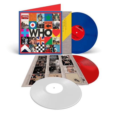 √Who (Ltd. Deluxe LP incl. 7'' Bonus) von The Who - LP jetzt im uDiscover Shop